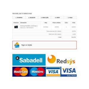 Plugin Wordpress para Pagos con Tarjeta del Banco Sabadell